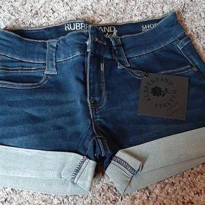 Pants - Rubberband stretch shorts ftom scheels